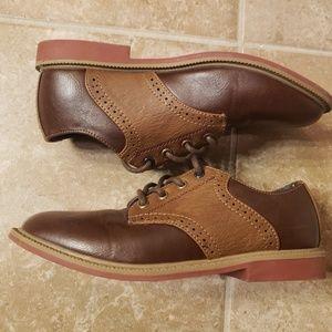 Tommy Hilfiger Boys Michael Saddle Oxford Shoes